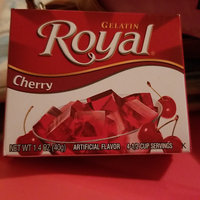 Royal Gelatin, Cherry, 1.4-Ounce (Pack of 12) uploaded by 🌴🍃🌿🌊Made i.
