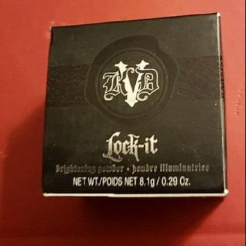 Photo of Kat Von D Lock-it Setting Powder uploaded by Brooklyn M.