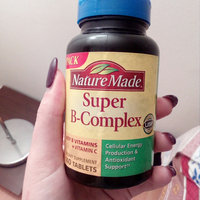 Nature Made Super B-Complex Dietary Supplement Tablets uploaded by Nikolina K.