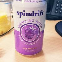 Spindrift Sparkling Water Blackberry -8pk/12 fl oz Cans uploaded by Kirsten S.