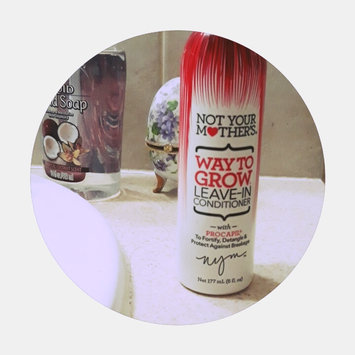 Photo of Not Your Mother's® Way to Grow Leave-In Conditioner uploaded by Boo M.