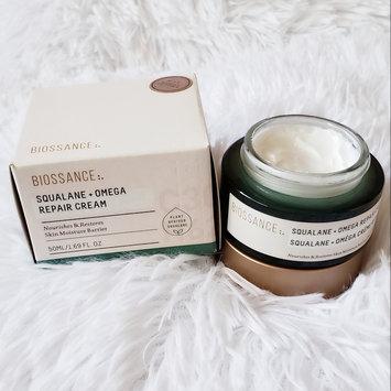 Photo of Biossance Squalane + Omega Repair Cream uploaded by Liz H.