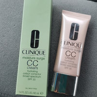 Clinique Moisture Surge™ CC Cream Hydrating Colour Corrector Broad Spectrum SPF 30 uploaded by KaylaMay E.