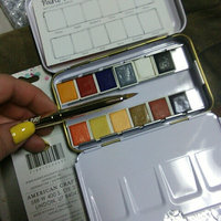 Jane Davenport Mixed Media 2 Travel Watercolor Brush-Collapsible Mini Paint Brush uploaded by Jessica R.