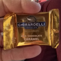 Ghirardelli Chocolate Milk Chocolate Caramel Square uploaded by Melanie S.