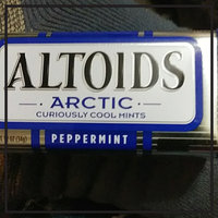 Altoids Arctic Curiously Cool Sugar Free Peppermint Mints uploaded by Dina S.