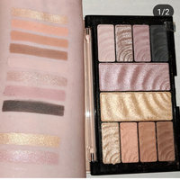 Maybelline Total Temptation Eyeshadow + Highlight Palette uploaded by Kayleigh K.