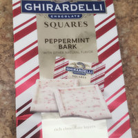 Ghirardelli Chocolate Peppermint Bark Squares uploaded by Alyssa K.