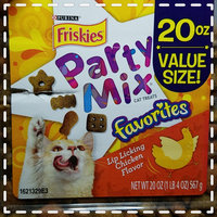 Friskies® Party Mix Crunch Mixed Grill uploaded by Ruth P.
