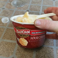 Idahoan Four Cheese Mashed Potatoes 1.5 oz uploaded by Shalayna G.