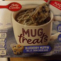 Betty Crocker™ Blueberry Muffin Mix Mug Treats with Cream Cheese Glaze uploaded by cheyenne w.