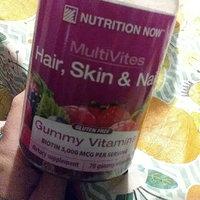 Nutrition Now MultiVites Gummy Vitamins, Biotin & Lutein, 70 ea uploaded by crystal j.