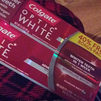 Lot 4 Colgate Optic White Toothpaste Sparkling Mint Teeth Stains 5 + 3.5 Ounces uploaded by crystal j.