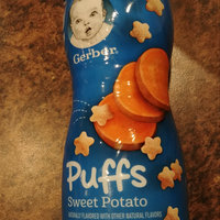 Gerber® Puffs Sweet Potato uploaded by Briana C.