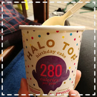 Halo Top Birthday Cake Ice Cream uploaded by Racheal A.