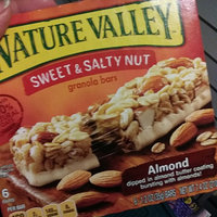 Nature Valley™ Almond Sweet & Salty Nut Granola Bars uploaded by crystal j.