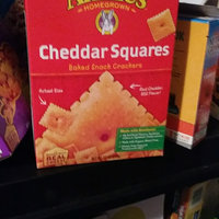 Annie's® Cheddar Squares uploaded by crystal j.