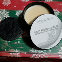 Japonesque Solid Brush Cleanser uploaded by Lacey F.