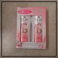 Olay Fresh Outlast Cooling White Strawberry & Mint Body Wash uploaded by Yvette W.
