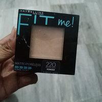 Maybelline Fit Me® Matte + Poreless Powder uploaded by Arnakshi P.