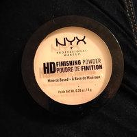 NYX HD Finishing Powder Banana uploaded by Madeline A.