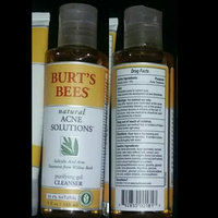 Burt's Bees Natural Acne Solutions Purifying Gel Cleanser uploaded by Victoria W.