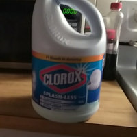 Clorox® Splash-Less® Bleach uploaded by Krystal C.