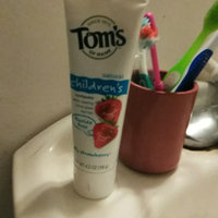 Tom's OF MAINE ORAL CARE Silly Strawberry™ Children's Toothpaste uploaded by KarySer H.