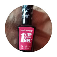 wet n wild 1 Step WonderGel Nail Color uploaded by Oyuky R.