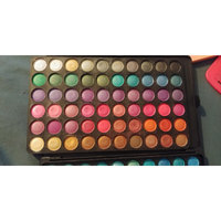 BH Cosmetics 120 Color Eyeshadow Palette 1st Edition uploaded by Hannah S.