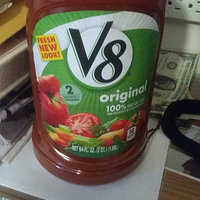 V8 100% Vegetable Juice Original uploaded by Brooklyn A.