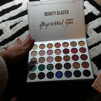 Beauty Glazed Impressed You Eyeshadow Palette uploaded by Patricia S.