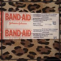 Band-Aid® Brand Adhesive Bandages Flexible Fabric Band Aids 100 ct. Box uploaded by Tiffany B.