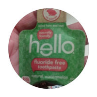 Hello Toothpaste  uploaded by Lisa M.