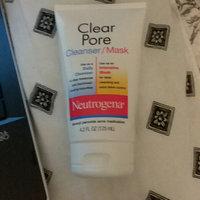 Neutrogena®  Clear Pore Cleanser/Mask uploaded by Allison K.
