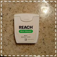 REACH® Mint Waxed Floss uploaded by Pamela S.
