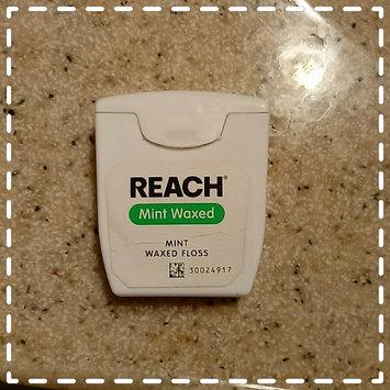 Photo of REACH® Mint Waxed Floss uploaded by Pamela S.