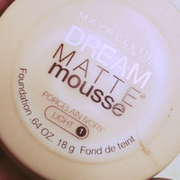 Maybelline Dream Matte® Mousse Foundation uploaded by Emily H.