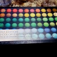 BH Cosmetics 120 Color Eyeshadow Palette 1st Edition uploaded by Kiershaun J.