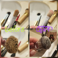 Cinema Secrets Makeup Brush Cleaner Pro Starter Kit 8 oz uploaded by meganvacanti V.