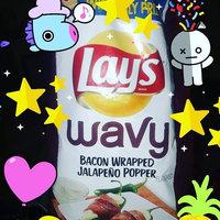 Lays Wavy Bacon Wrapped Jalapeno Popper - 7.5oz uploaded by Misty C.