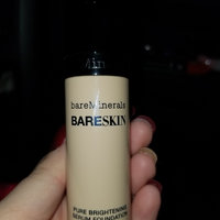bareMinerals bareSkin® Pure Brightening Serum Foundation uploaded by Bethany H.