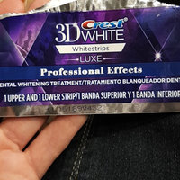 Crest 3D Whitestrips Professional Whitening Kit (20 Treatments)(3 boxes) uploaded by Dermatologist U.