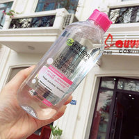 Garnier SkinActive Micellar Cleansing Water All-in-1 uploaded by girls l.