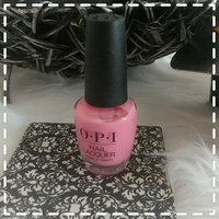 OPI Nail Lacquer uploaded by Dayna  R.