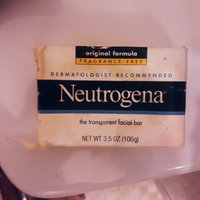 Neutrogena® Facial Cleansing Bar For Acne-prone Skin uploaded by Genesis T.