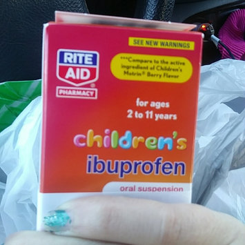 Photo of Children's Ibuprofen, Berry Flavor, Ages 2-11, Lot Of 2 - 8 Oz, Exp 04/18 & Late uploaded by crystal j.