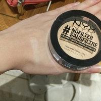 NYX #NoFilter Finishing Powder uploaded by Kaithleen G.