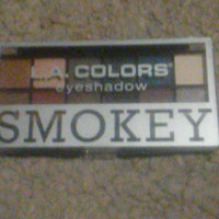 L.a. Colors Eyeshadow Pack Of 2 Smokey Rose Makeup 24 Shades Unopened Usa uploaded by Melissa G.