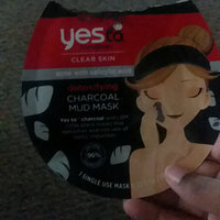 Yes To Tomatoes Detoxifying Charcoal Mud Mask uploaded by Ty S.